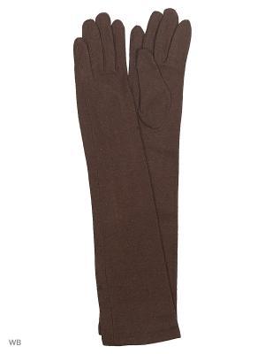 Перчатки Palantini. Цвет: зеленый