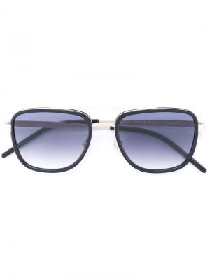Солнцезащитные очки Olmo YMC. Цвет: чёрный