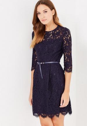 Платье Lusio. Цвет: синий