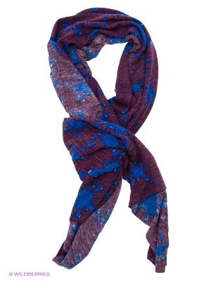 Палантин Labbra. Цвет: фиолетовый, синий