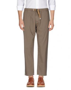 Повседневные брюки WHITE SAND 88. Цвет: хаки
