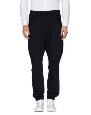 Повседневные брюки NLST. Цвет: темно-синий