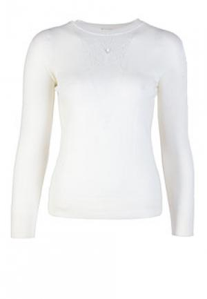 Джемпер VIA TORRIANI 88. Цвет: белый