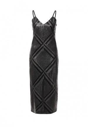 Платье Elmira Markes. Цвет: черный