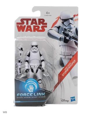 Фигурка с двумя аксессуарами 9см оранжевый ассорт. Star Wars. Цвет: белый