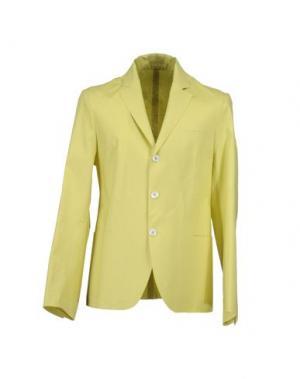Пиджак AQUARAMA. Цвет: кислотно-зеленый