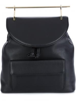 Leather backpack M2malletier. Цвет: none