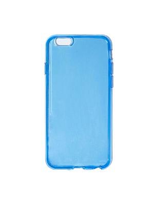 Чехол для IPhone 6 Голубой Mitya Veselkov. Цвет: голубой
