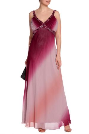 Платье Olinvnas. Цвет: красный
