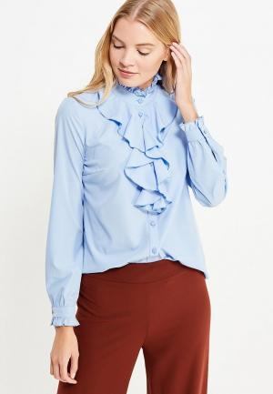 Блуза Vittoria Vicci. Цвет: голубой