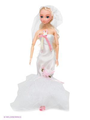 Кукла Луиза VELD-CO. Цвет: бледно-розовый