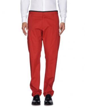 Повседневные брюки MARC BY JACOBS. Цвет: красный