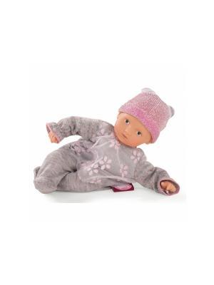Кукла Мини-маффин безволос GOTZ. Цвет: розовый, серый