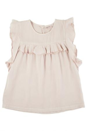 Блуза MORLEY. Цвет: фиолетовый