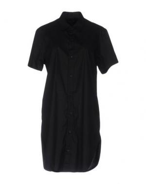 Короткое платье NUMERO 00. Цвет: черный