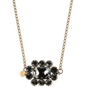 Ожерелье NUR. Цвет: бронзовый