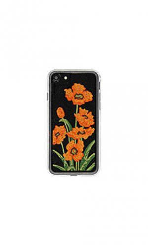 Чехол для iphone 6/7 valley ZERO GRAVITY. Цвет: черный