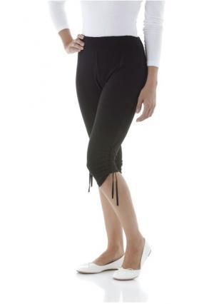 Капри Aniston. Цвет: черный