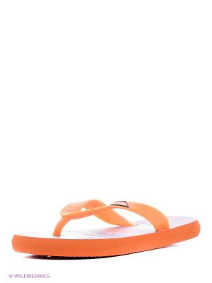 Шлепанцы Effa. Цвет: оранжевый