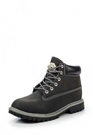 Ботинки Jomix. Цвет: серый