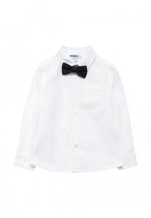 Рубашка Modis. Цвет: белый