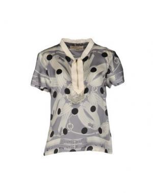 Блузка COAST WEBER & AHAUS. Цвет: серый