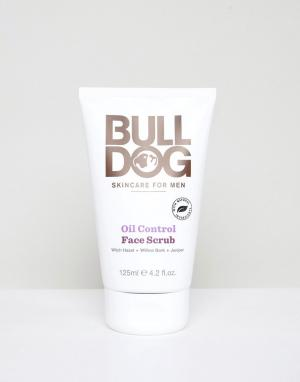 Bulldog Скраб Oil Control 125 мл. Цвет: бесцветный
