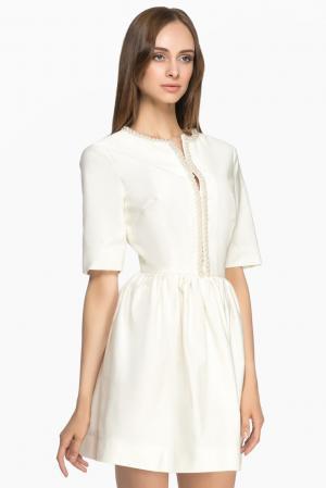 Платье 149526 Msw Atelier. Цвет: бежевый
