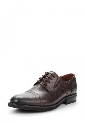 Туфли El Tempo. Цвет: коричневый