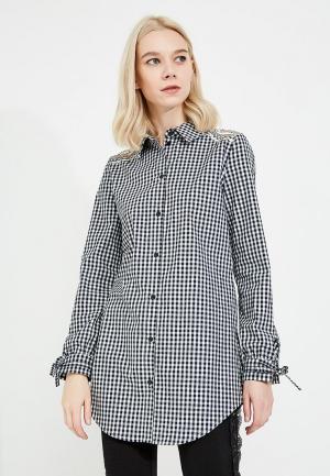Рубашка Twin-Set Simona Barbieri. Цвет: разноцветный