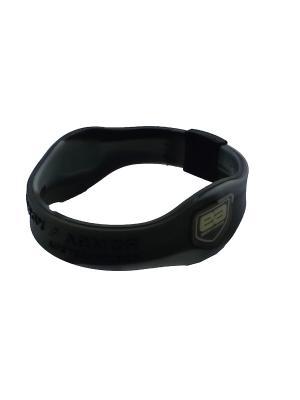 Браслет Energy Armor Camo/Black Energyarmor. Цвет: хаки