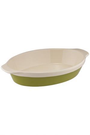 Овальная форма для выпечки Granchio. Цвет: белый
