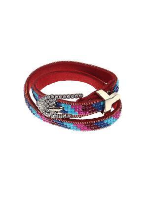 Браслет Infiniti. Цвет: красный, розовый, золотистый, синий, голубой
