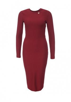 Платье Bezko. Цвет: красный