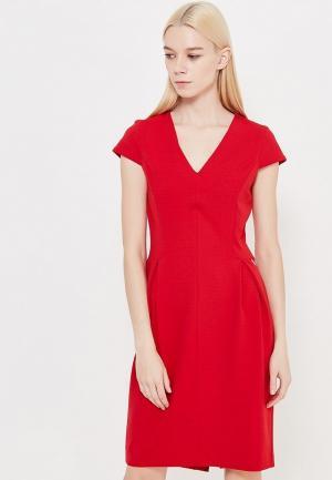 Платье Trussardi Jeans. Цвет: красный