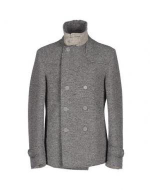 Пальто J.W. TABACCHI. Цвет: серый