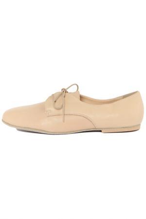 Boots PAOLA FERRI. Цвет: beige
