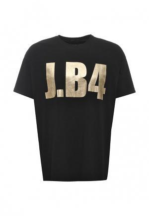Футболка J.B4. Цвет: черный