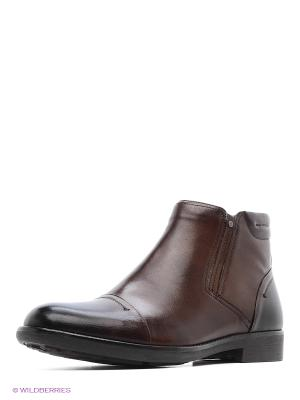 Ботинки Premier. Цвет: серый, бронзовый, антрацитовый