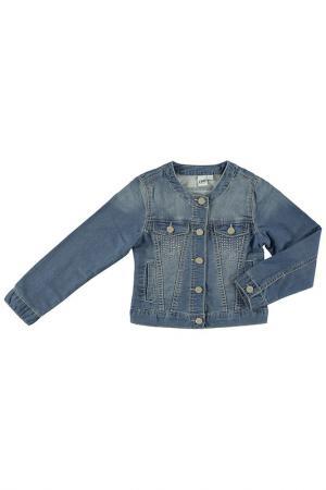 Куртка IDO. Цвет: синий