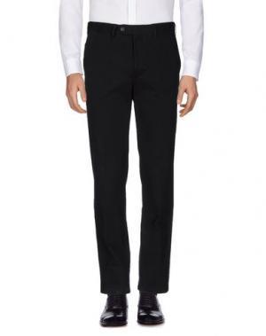 Повседневные брюки HERMAN & SONS. Цвет: черный
