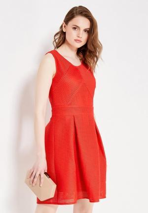 Платье QED London. Цвет: красный