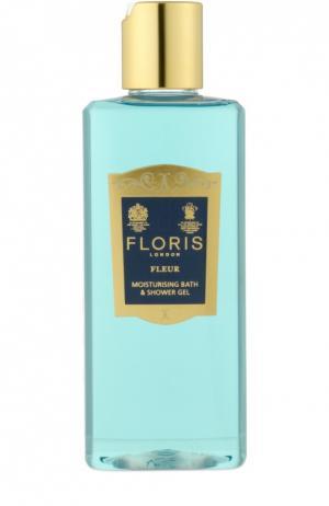Гель для душа и ванны Fleur Floris. Цвет: бесцветный