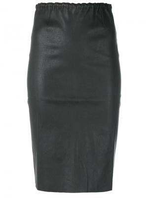 Юбка-карандаш Gilda Stouls. Цвет: серый