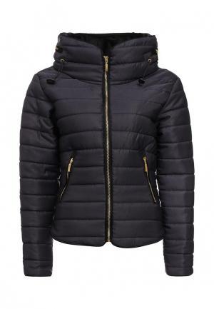 Куртка утепленная Edge Street. Цвет: синий
