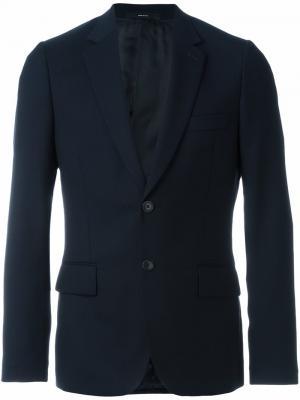 Классический пиджак Soho Paul Smith. Цвет: синий