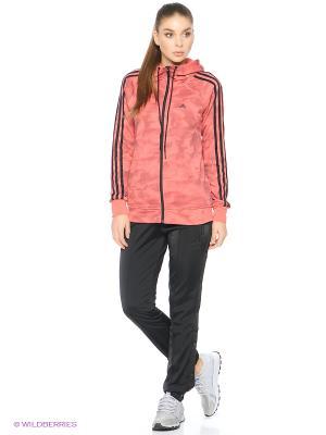 Брюки Trainsnap Tp Adidas. Цвет: черный
