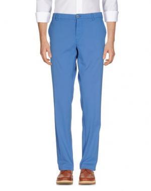 Повседневные брюки MASON'S. Цвет: пастельно-синий