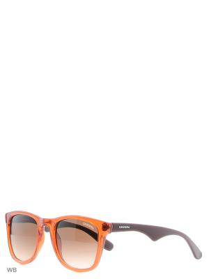 Солнцезащитные очки CARRERA 6000L 2NZ. Цвет: коричневый