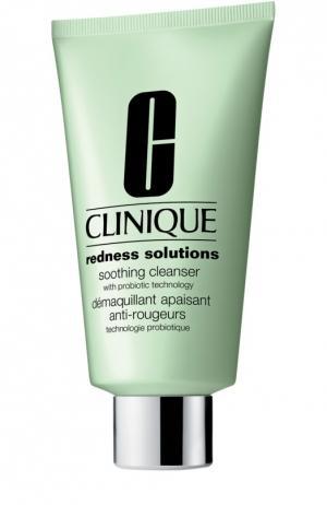 Очищающее средство для умывания кожи, склонной к покраснениям Clinique. Цвет: бесцветный